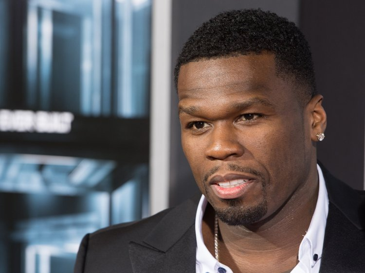 50 Cent concerned he might become 20 cent with Joe Biden's tax rate.