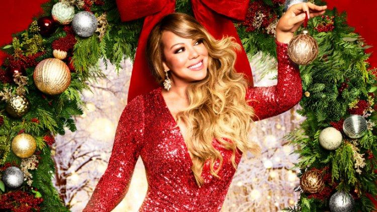 Mariah Carey saves Christmas 2020